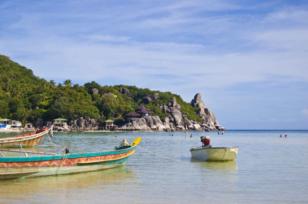 hòn đảo tốt nhất thế giới
